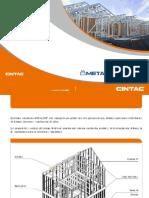 Catalogo Tecnico Metalcon Perfiles y Estructuras - 201512