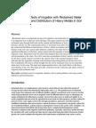 Irrigation Engineering Journal