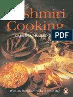 Kashmiri Cooking by P Krishna Dar