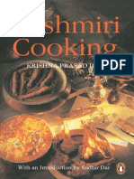 Kashmiri Cooking by P Krishna Dar