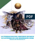 Herbert Ore - La Fundación del Imperio Incaico