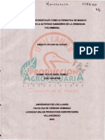 Sistemas agroforestales como alternativa de manejo sostenible en la actividad ganadera de la orinoquia