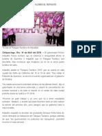 16-04-2018 Destaca Héctor Astudillo Flores El Repunte Turístico en Guerrero.