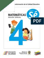 Proyecto Sé Grado 4° Guía Del Estudiante.pdf