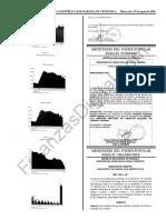 Gaceta Oficial 41470 Certificados Vehículo Circulación