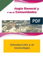 Fuentes de Informacion Toxicologica