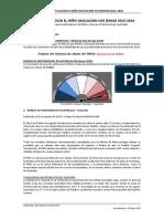 Reporte Situación El Niño Costero 18ago2015