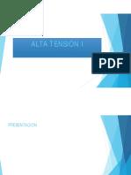 ALTA TENSION Introduccion Campos Electricos