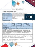 Activity guide and evaluation rubric - Assignment 1-Recognition Forum.docx