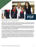 30-05-2018 Celebra Astudillo Con Jóvenes Del Estado El Día Del Estudiante.