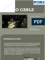 Ultimo Perno Cable