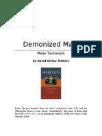 Demonized Man by David Arthur Walters