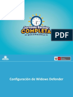 Manual Windows Defender