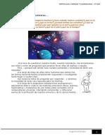 Dosier Particulas, Energia y Universo