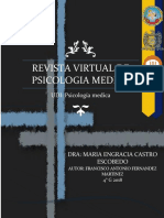 Revista Virtual de Psicologia Medica 1