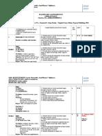 Planificare Calendaristica - Limba Engleza L1 Semestrul I