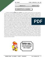 II BIM - LIT - 2do. Año - Guía 6 - Don Quijote de la Mancha.doc