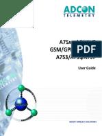 A757 Manual