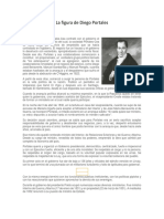 La Figura de Diego Portales