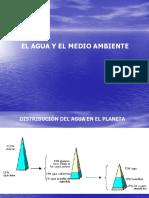 Agua y Medio Abiente PPT