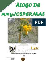 Catálogo de Angiospermas