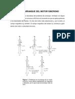 Metodos de Arranque Del Motor Sincrono