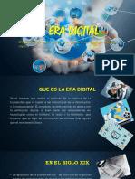 La Era Digital (Primera Charla)