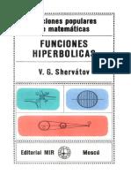 Funciones Hiperbolicas - V.G. Shervatov