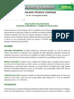 Comunicado Técnico 45-2013 - AVALIAÇÕES PSICOSSOCIAIS.pdf