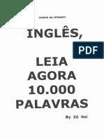 DICIONARIO DE INGLES GRÁTIS