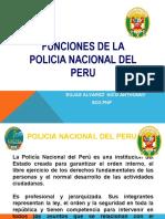 funciones pnp