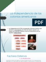 Factores de La Independencia