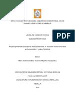 Impacto Redes Escritura Carmona 2014
