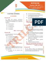 Respuestas Uni2015I Aptitud