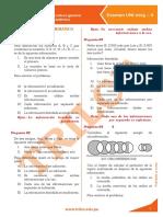 Respuestas Uni2015II Aptitud