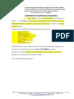 Acta de Conformidad de Informe - WWF