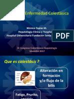El Abordaje de La Enfermedad Colestatica (Monica Tapias)