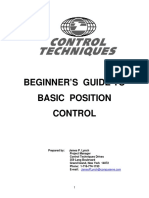 Beginner's Guide to Basic Position Control