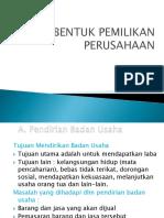 507175_BAB-III.-BENTUK-PEMILIKAN-PERUSAHAAN.ppt