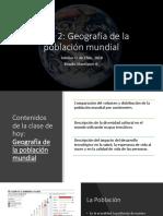 Clase 2 Geografía de La Pob_mundial