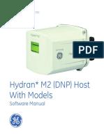 Software Manual Hydran M2 (DNP) Host (DNP3 Single Protocol)