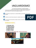 El Vanguardismo