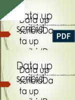 Data up scribid-2.pptx