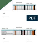 Program Semester 2017-2018