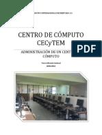Ejemplo de Centro de Cumputo
