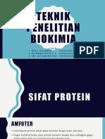 Protein Dan Kawan Kawan