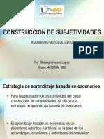 laconstruccindelasubjetividad-130607073406-phpapp01