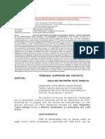 00003 (s) Ejecutivo. José Calvo. Obligación de pagare en blanco no ha prescrito. Ordena seguir con la ejecucion´.doc
