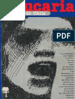 Revista Araucaria de Chile Nº1-1978