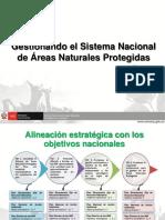Gestionando El Sistema Nacional de Áreas Naturales Protegidas WOO